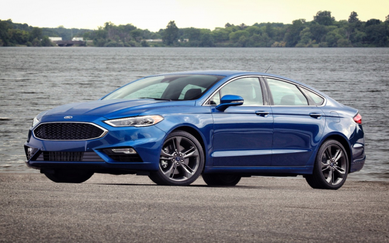 2017 Ford Fusion Review, Ratings, Specs, Prices, And Photos