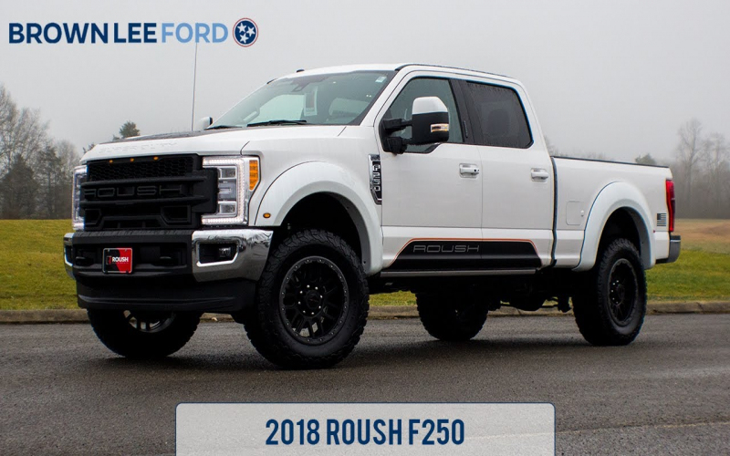 2018 Roush F-250 | For Sale | Fox Suspension Upgrade | Stock#18T201