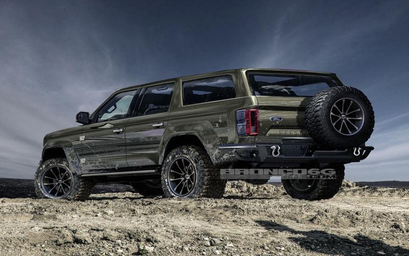 2019 Ford Bronco | New Car Price 2020