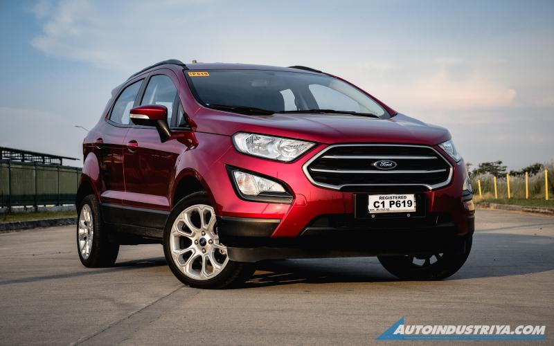 2019 Ford Ecosport 1.5 Trend - Car Reviews
