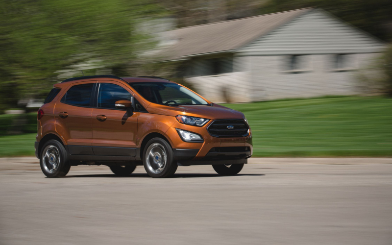 2019 Ford Ecosport Review, Pricing, And Specs