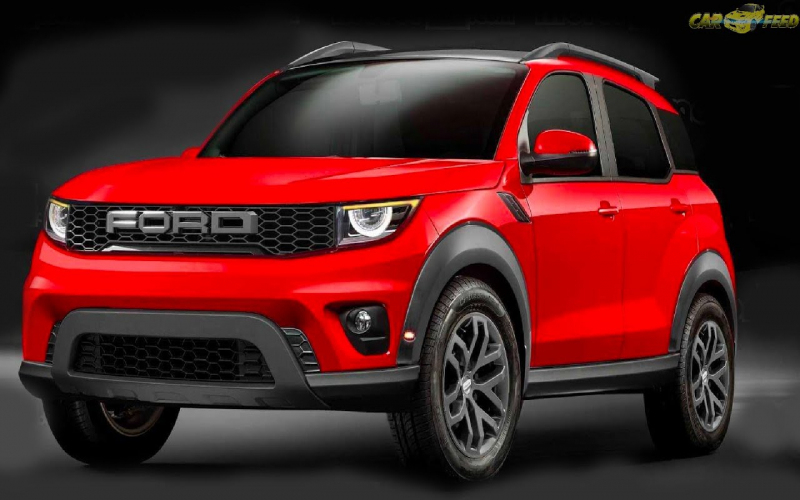 """2020-2021 Ford """"baby Bronco"""" Adventurer Sport - Redesign, Engines, Towing,  Pickup Truck & More!"""