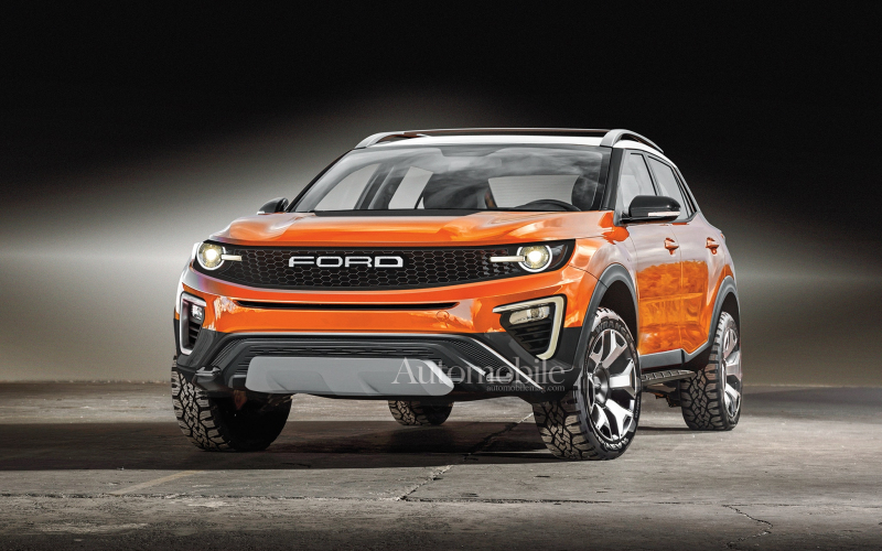 2020 Ford Adventurer/baby Bronco: Everything We Know