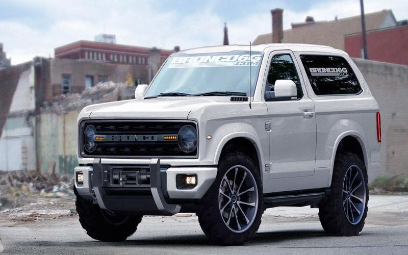 2020 Ford Bronco Concept Designeda Fan Forum Is