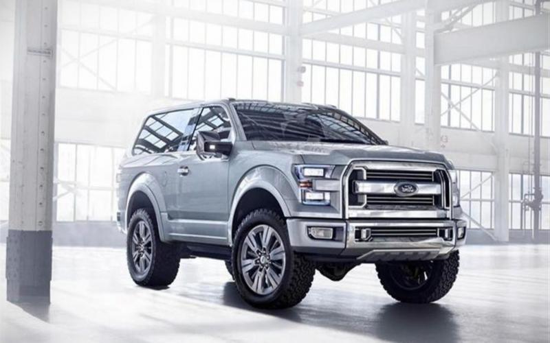 2020 Ford Bronco Price, Interior, Release Date & Specs