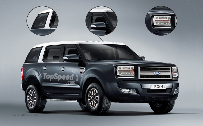 2020 Ford Bronco | Top Speed