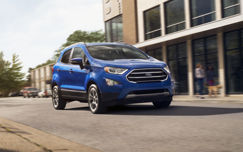 2020 Ford Ecosport Review, Pricing, And Specs