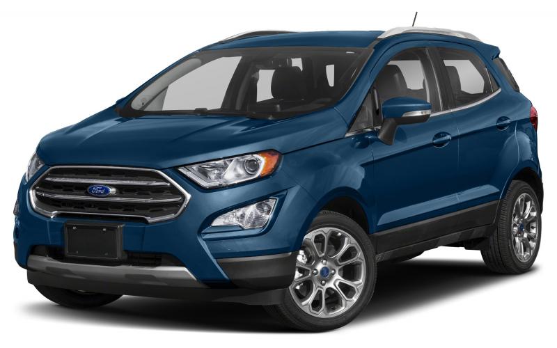 2020 Ford Ecosport Titanium 4X4 Sport Utility Specs And Prices