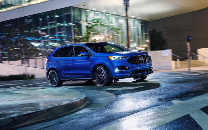 2020 Ford Edge Towing Capacity   Beach Automotive Group