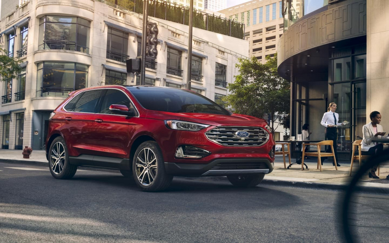 2020 Ford Edge Towing Capacity   Ford Edge Engines   Beach Ford