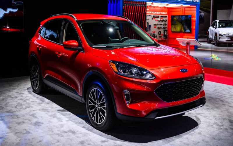 2020 Ford Escape: Everything There Is To Know - Roadshow