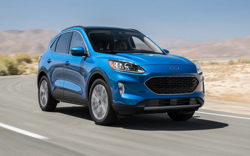 2020 Ford Escape First Test: Is This Cr-V-Fighter A Good Car?