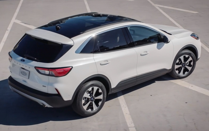 2020 Ford Escape Hybrid: 7 Things We Like And 2 Things We