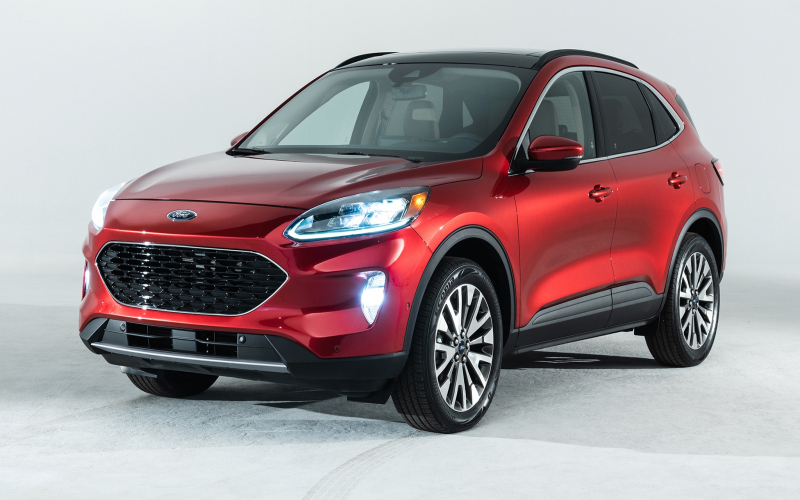 2020 Ford Escape - New Ford Escape Prices, Models, Trims, And Photos