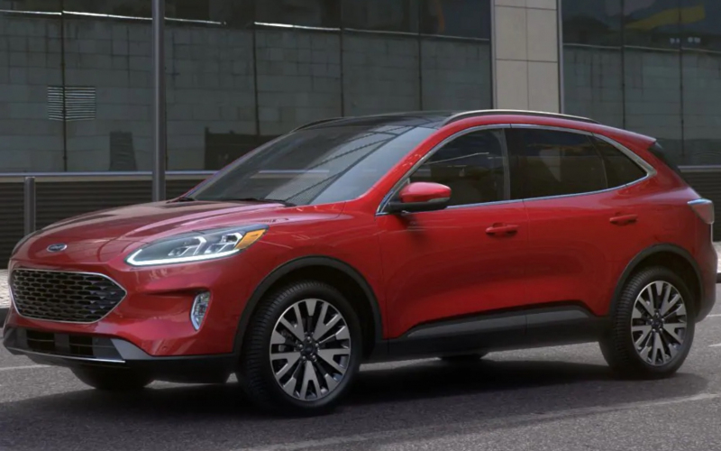 2020 Ford Escape Rapid Red D4 001 - Ford Authority