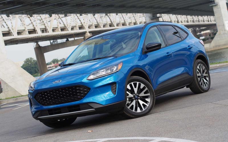 2020 Ford Escape Review - Autoguide