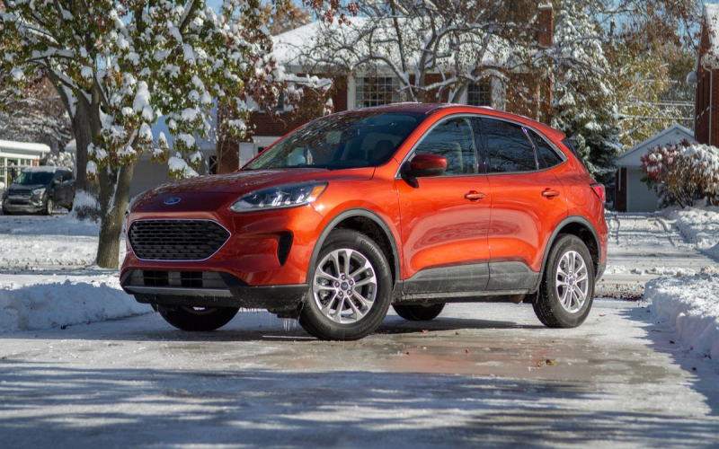 2020 Ford Escape Review: People Pleaser - Roadshow