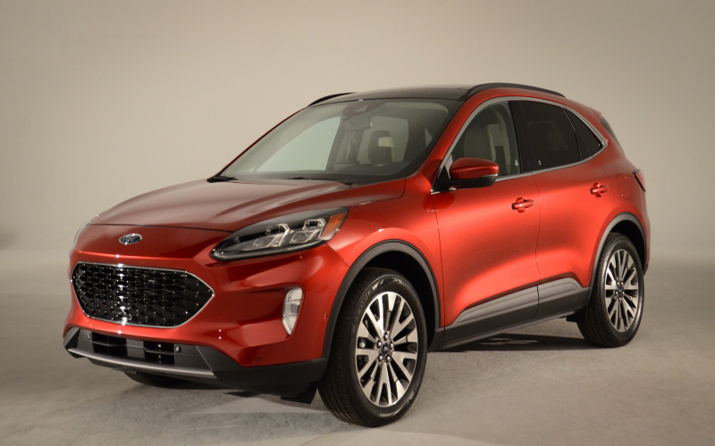 2020 Ford Escape Reviews | Price, Specs, Features And Photos