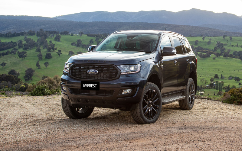 2020 Ford Everest Sport Pricing And Specs | Caradvice