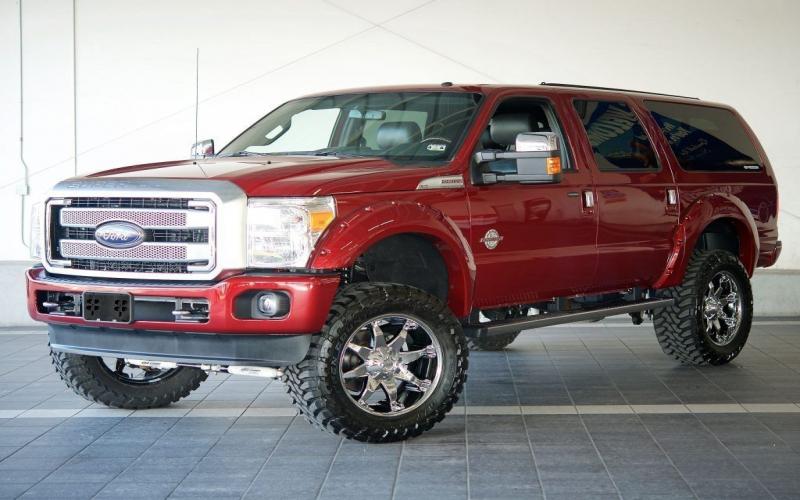 2020 Ford Excursion Diesel | Camión Ford, Autos Y Motos, Autos