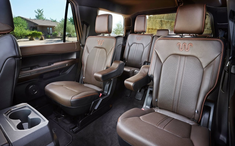 2020 Ford Expedition - Interior