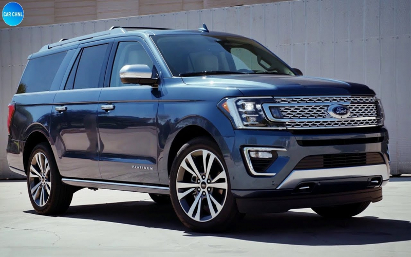 2020 Ford Expedition King Ranch, Platinium Max