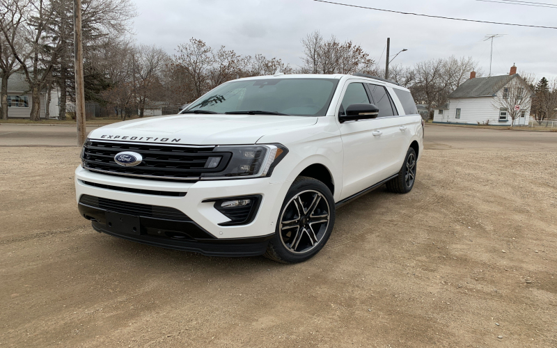 2020 Ford Expedition Limited Max Star White, 3.5L Ecoboost