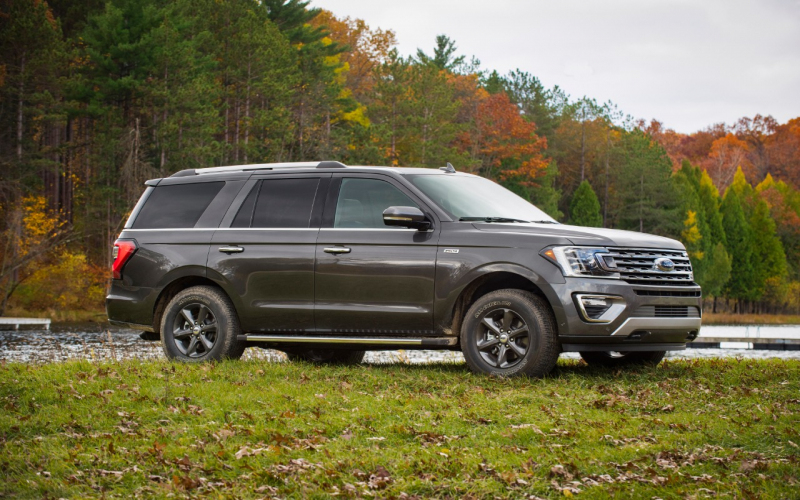 2020 Ford Expedition Limited With Fx4 Off-Road Package Is