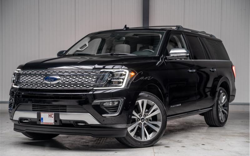 2020 Ford Expedition Max Platinum Sku Sor01011677