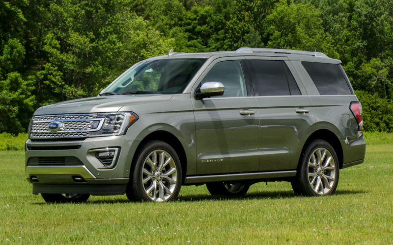 2020 Ford Expedition Review: For Big Trips, Big Families