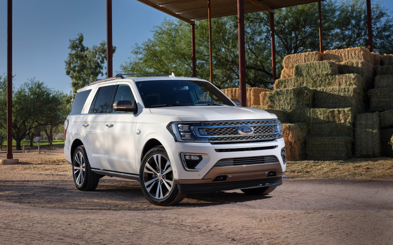 2020 Ford Expedition Review, Pricing, And Specs