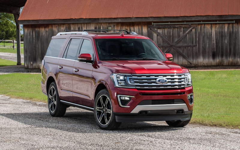 2020 Ford Expedition Reviews | Price, Specs, Features And