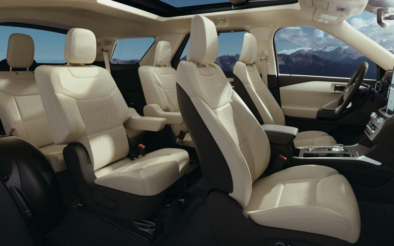 2020 Ford Explorer | Crossroads Ford | Ravena, Ny