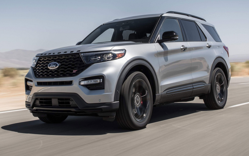 2020 Ford Explorer First Test: 3 Rows, 3 Engines, And