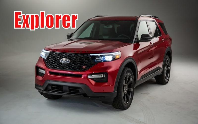 2020 Ford Explorer Fx4 | 2020 Ford Explorer Off Road | 2020