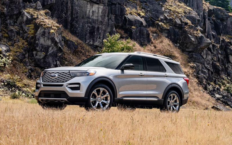 2021 ford explorer 4dr xlt rwd colors release date