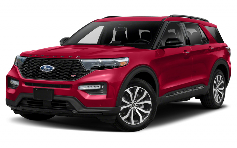 2020 Ford Explorer St 4Dr 4X4 Pictures