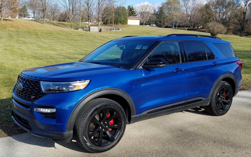 2020 ford explorer st towing capacity colors, release date