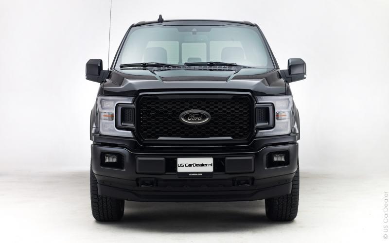 2020 Ford F-150 Lariat Black Package V8 Supercrew