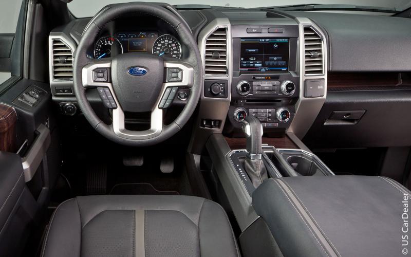 2020 Ford F-150 Platinum V6 Supercrew