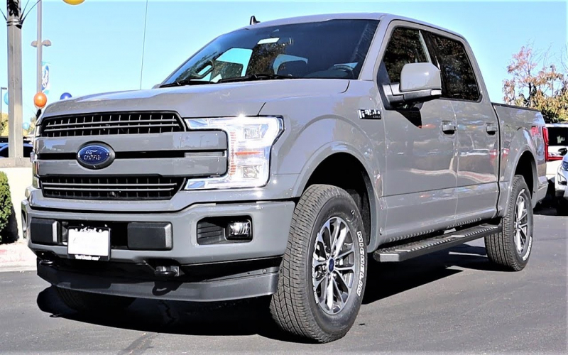 2020 Ford F-150 Sport Lariat Fx4: Does This $62,000 Truck Compare To The  Raptor???