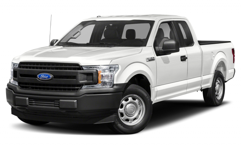 2020 Ford F-150 Xl 4X4 Supercab Styleside 8 Ft. Box 163 In. Wb Pricing And  Options