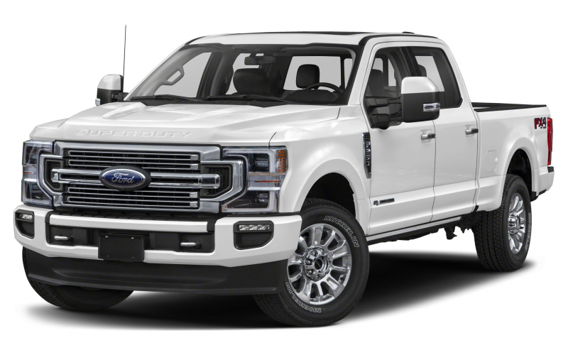 2020 Ford F-350 Limited 4X4 Sd Crew Cab 6.75 Ft. Box 160 In. Wb Srw Specs  And Prices