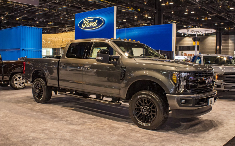2020 Ford F-350 Super Duty Lariat   Top Speed