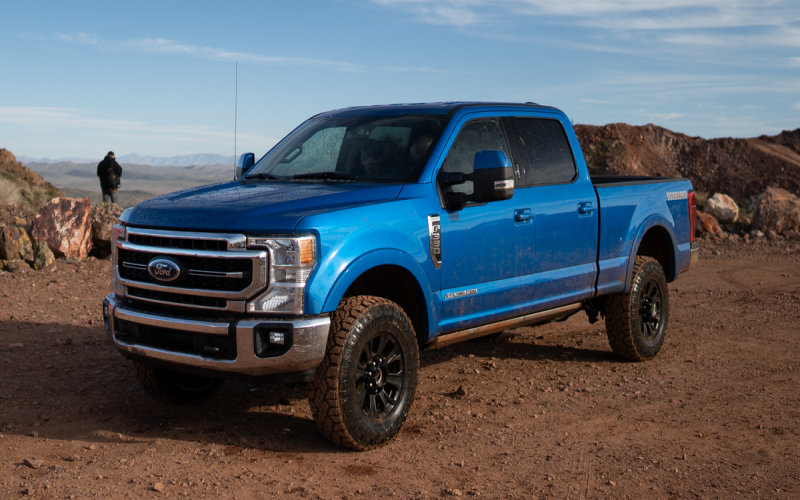 2020 Ford F-Series Super Duty First Drive Review: Over 1,000