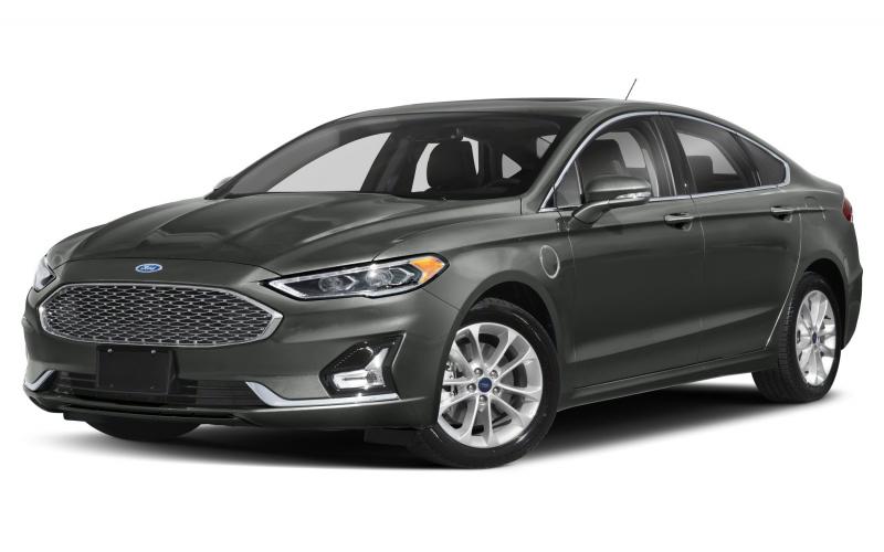 2020 Ford Fusion Energi Titanium 4Dr Front-Wheel Drive Sedan Pictures