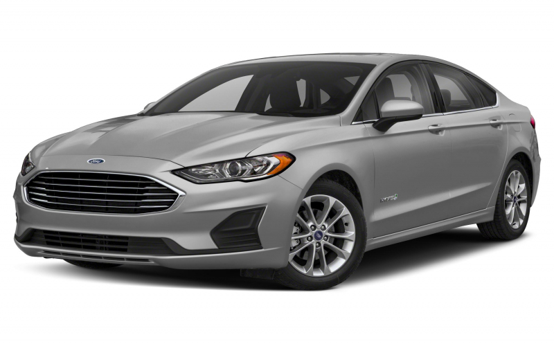 2020 Ford Fusion Hybrid Pictures