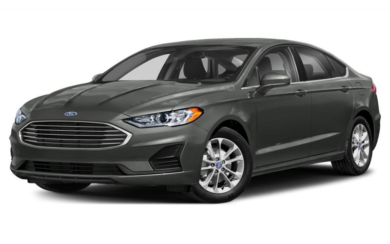 2020 Ford Fusion Reviews, Specs, Photos