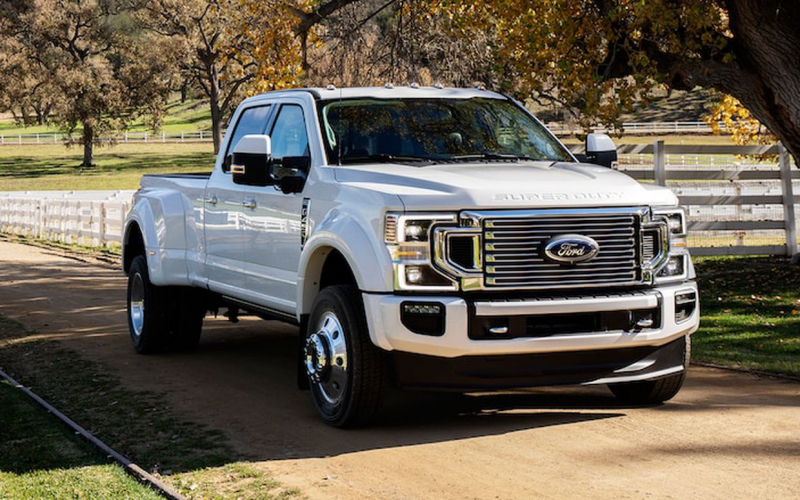 2020 Ford Super Duty F-350 Srw Reviews, News, Pictures, And