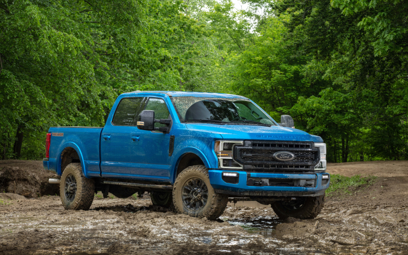 2020 Ford Super Duty – Tremor Off-Road Package